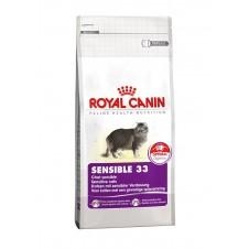 Croquettes Royal Canin pour chat à la digestion sensible - 2kg