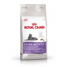 Croquettes Royal Canin pour chat stérilisé mature - 3,5kg