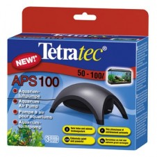 Pompe à air anthracite TetraTec APS 100 - Pour aquarium de 50/100L