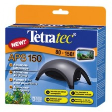 Pompe à air anthracite TetraTec APS 150 - Pour aquarium de 80/150L