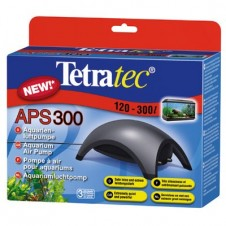 Pompe à air anthracite TetraTec APS 300 - Pour aquarium de 120/300L