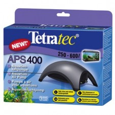 Pompe à air anthracite TetraTec APS 400 - Pour aquarium de 250/600L