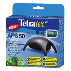 Pompe à air anthracite TetraTec APS 50 - Pour aquarium de 10/60L