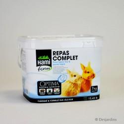 Repas complet lapereaux et lapins toy Hamiform - 7kg