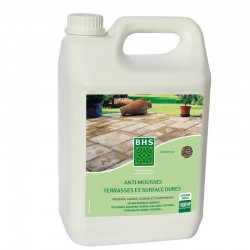 Anti-mousse BHS terrasses - 5L