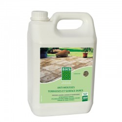 Anti-mousse BHS terrasses - 2,5L