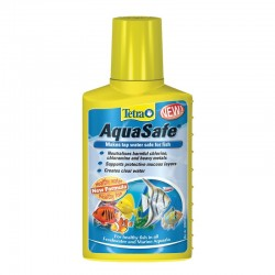"Conditionneur d'eau Tetra ""AquaSafe"" - 100ml"