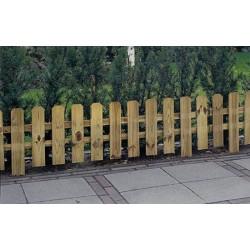Bordure plate à planter - 30/45x120cm