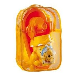 """Sac à dos garni + bateau """"Winnie l'Ourson"""" - Petit modèle"""