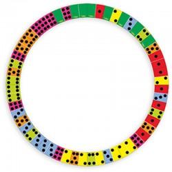 Dominos Alphabet Réversibles VILAC bois - 80cm