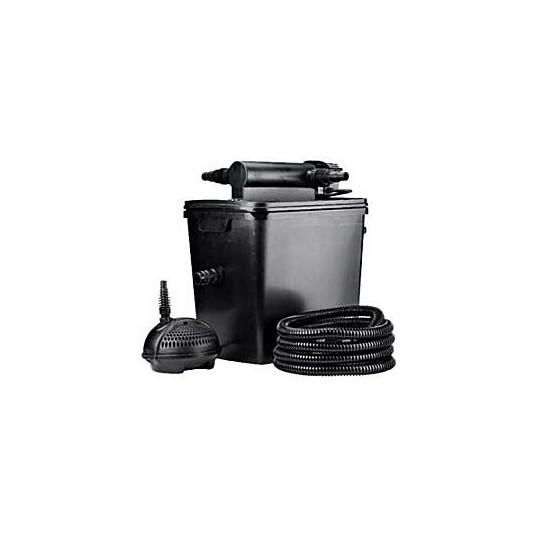 Kit complet de filtration Multiclear 8000 Pontec