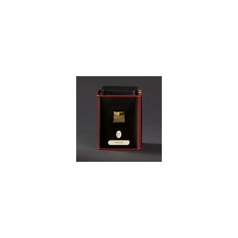 "Thé Dammann ""7 parfums"" n°17 - Boîte de 100g"