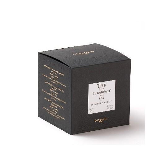 "Thé Dammann ""Breakfast"" - Boîte de 50 sachets Cristal"