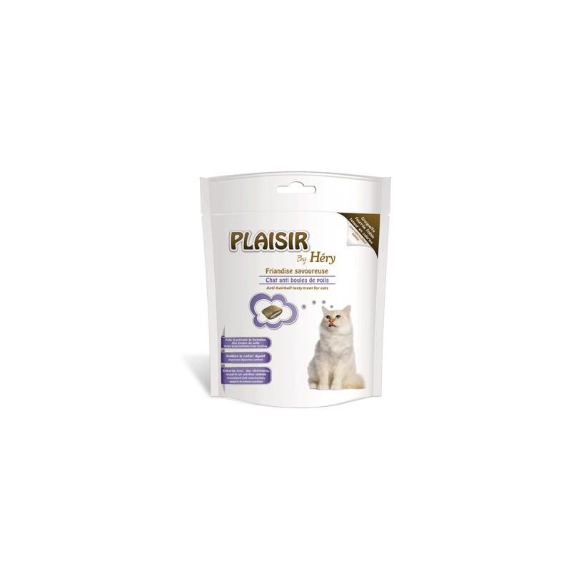 """Friandises pour chats """"Anti boules de poils"""" - Laboratoires Héry - 50g"""