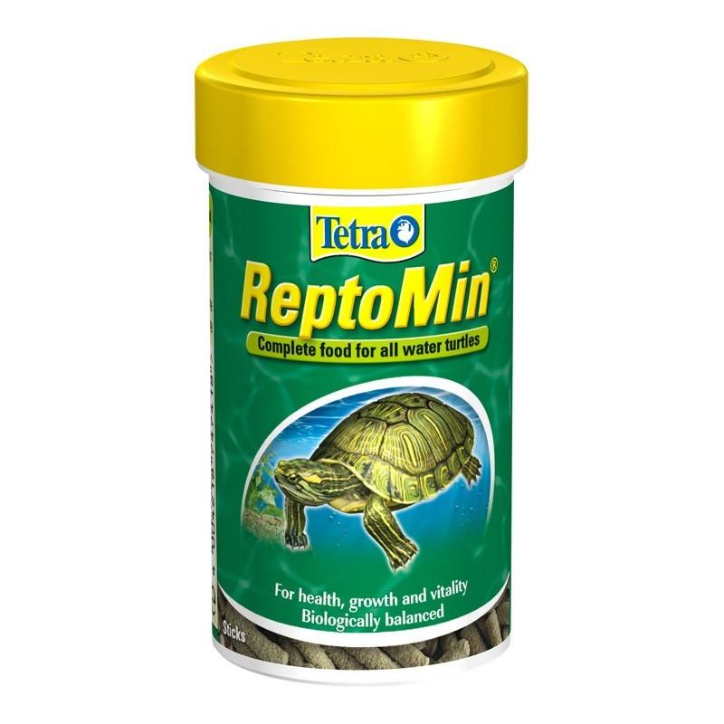 Aliment complet Tetra Reptomin pour tortues d'eau - 250ml