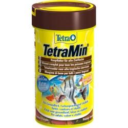 Aliment pour poissons tropicaux Tetramin - 500ml