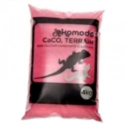 """Sable calcium """"CaCo3 Terrain Crimson"""" 4kg - Antinea"""
