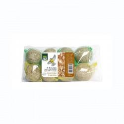 Boules de graisses arachides/insectes HamiForm x 8