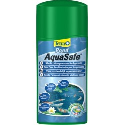"Conditionneur d'eau Tetrapond ""AquaSafe"" - 100ml"