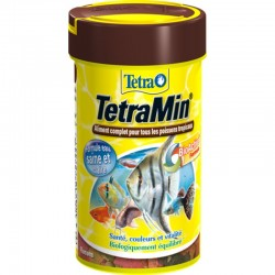 TetraMin - 1L + 1 aquasafe 100ml gratuit