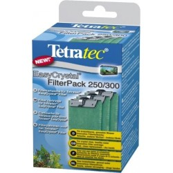 "Filtre de rechange Tetra "" Filter Pack EasyCrystal"" - Pour EasyCrystal Filter 250/300"