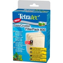 RECHARGE FILTERPACK 600 SS CHARBON