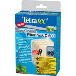 RECHARGE FILTERPACK 600 CHARBON