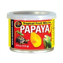 TROPICAL FRUIT MIX-INS PAPAYA ZOO M