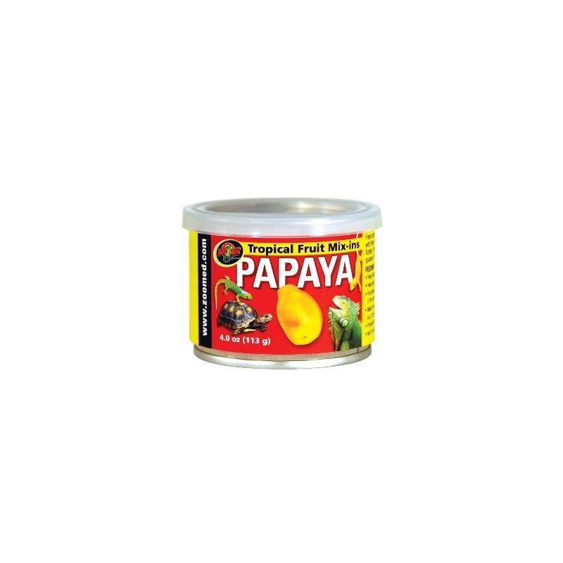 TROPICAL FRUIT MIX-INS PAPAYA ZOO M