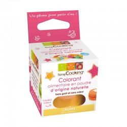Colorant alimentaire naturel Scrapcooking® - Jaune