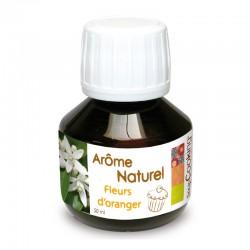 Arôme naturel de fleur d'oranger Scrapcooking® - 50ml