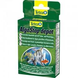 Tetra AlgoStop depot - 12cpr.