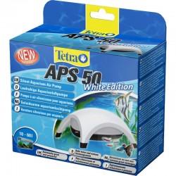 Pompe à air blanche TetraTec APS 50 - Pour aquarium de 10/60L