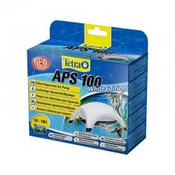 Pompe à air blanche TetraTec APS 100 - Pour aquarium de 50/100L