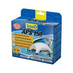 Pompe à air blanche anthracite TetraTec APS 150 - Pour aquarium de 80/150L