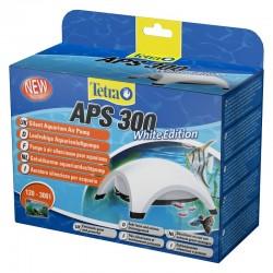 Pompe à air blanche anthracite TetraTec APS 300 - Pour aquarium de 120/300L