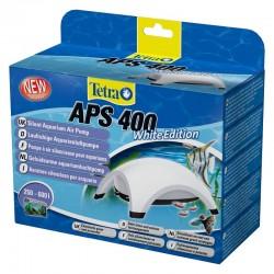 Pompe à air blanche TetraTec APS 400 - Pour aquarium de 250/600L