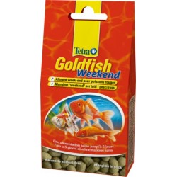 Tetra Goldfish Weekend - 40 sticks