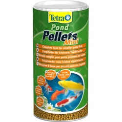Tetra Pond Pellets Mini - 1L