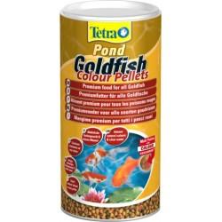 Tetra Pond Goldfish Colour Pellets - 1L