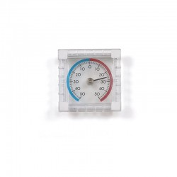 Thermomètre AJS Plastique - 7,5cm