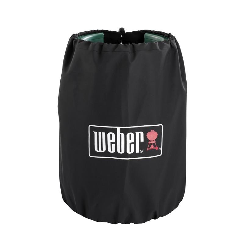 Housse pour bouteille de gaz Weber - Petit modèle ...