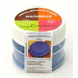 Colorant alimentaire naturel - Bleu