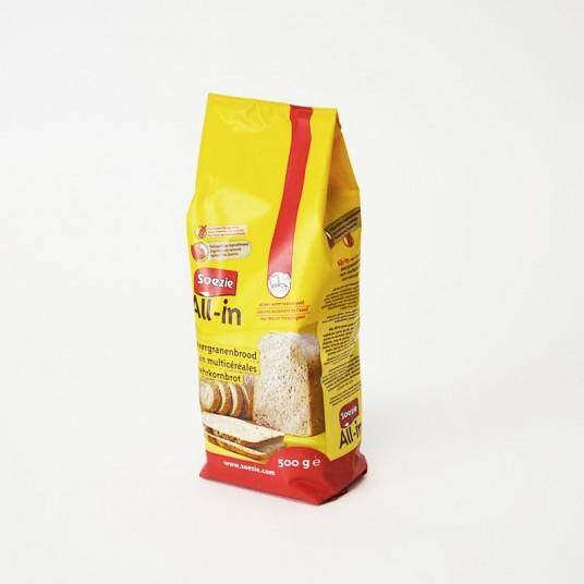 29515d3fac0 Farine All-in pour pain multicéréales - 0.5kg - Desjardins.fr