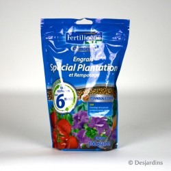 Engrais spécial plantation et rempotage Fertiligène Osmocote - 750g