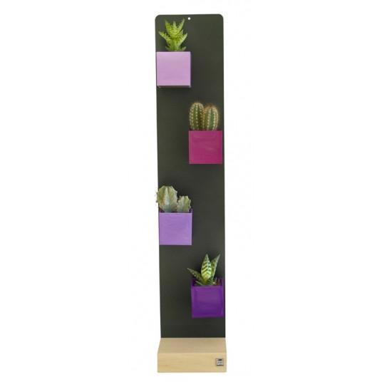 plaque m tallique aimant e kalamitica 14x70cm. Black Bedroom Furniture Sets. Home Design Ideas