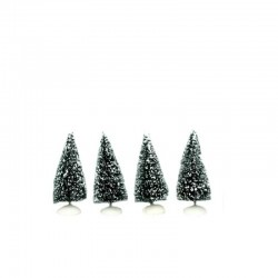 "Arbres ""Bristle Tree"" X 4..."