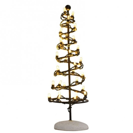 """Arbre """"Lighted Tree"""" 20 cm - LUVILLE"""