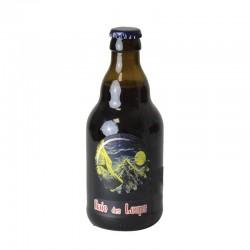 """Bière rouge """"Baie des..."""