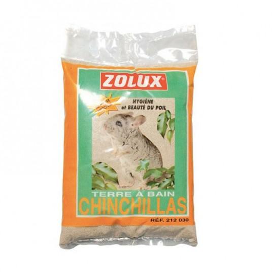 Terre à chinchilla Zolux - 2kg